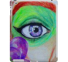 Violet Eyes iPad Case/Skin