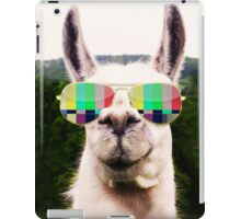 Llama Americana iPad Case/Skin