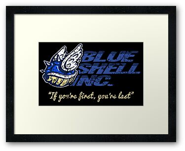 Blue Shell Inc. by Macaluso