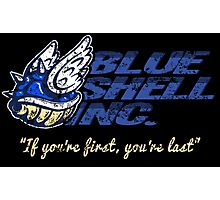 Blue Shell Inc. Photographic Print