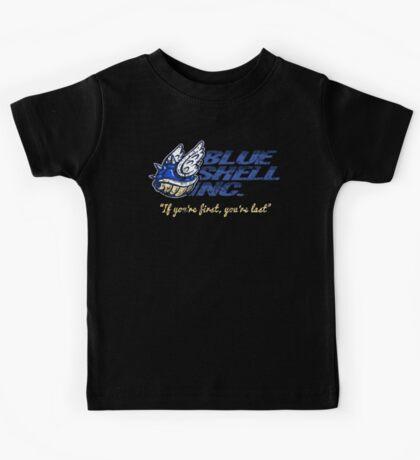Blue Shell Inc. Kids Tee