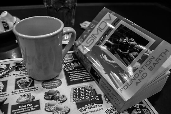 Sci-Fi and Coffee by Nevermind the Camera Photography