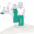 Retirement-age couple for Insurance Firm by Noah Heyman