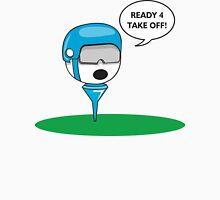 Funny Golf Ball Unisex T-Shirt