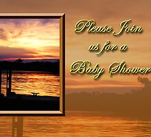 Please Join Us For A Baby Shower Pier by jkartlife