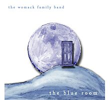 The Blue Room cover (2012) Photographic Print