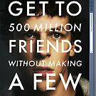 The Social Network Poster by flemdogga