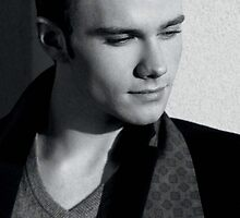 Chris Sexy Colfer by LexyDC