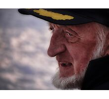 Sea Captain Photographic Print