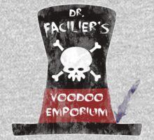 Dr. Facilier's Voodoo Emporium by rebeccaariel