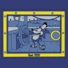 Steamboat Sonic by Baresark