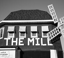 Route 66 - The Mill by Frank Romeo