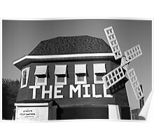 Route 66 - The Mill Poster