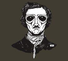 Edgar ALIEN Poe by ZugArt