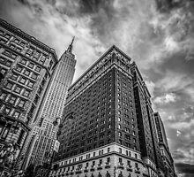 New York New York by Shari Mattox