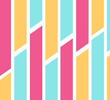 Colourful stripes by marvelcommittee