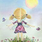 Fairy Flight by Kristy Spring-Brown