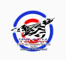 Vulcan Bomber roundel 2 Unisex T-Shirt