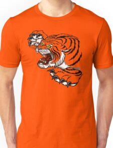 TIGER ATTACK Unisex T-Shirt