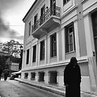 Old Athens by Stellina Giannitsi
