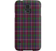 00330 Lanark Tartan Fabric Print Iphone Case Samsung Galaxy Case/Skin