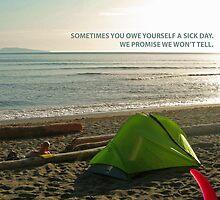 Sick Day by AmandaMunsell