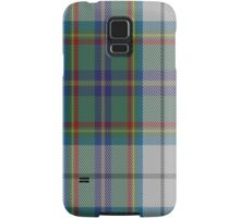 00331 Lanark Highlands District Tartan Fabric Print Iphone Case Samsung Galaxy Case/Skin