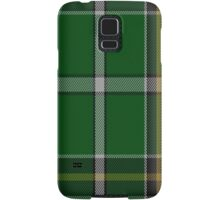 00332 Limerick County, Crest Range Tartan Fabric Print Iphone Case Samsung Galaxy Case/Skin