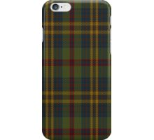 00333 Limerick County Tartan Fabric Print Iphone Case iPhone Case/Skin