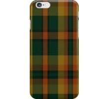 00336 Londonderry District Tartan Fabric Print Iphone Case iPhone Case/Skin