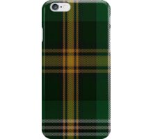 00338 Louth County, Crest Range #2 District Tartan Fabric Print Iphone Case iPhone Case/Skin