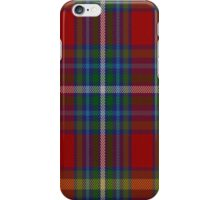 00340 Mayo County, Crest Range District Tartan Fabric Print Iphone Case iPhone Case/Skin
