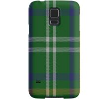 00342 Meath County, Crest Range District Tartan Fabric Print Iphone Case Samsung Galaxy Case/Skin