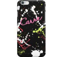 carrie. iPhone Case/Skin