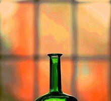 bottle green.. by JOSEPHMAZZUCCO