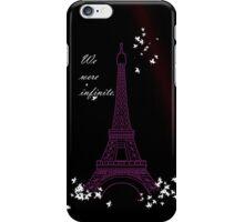 Eiffel. iPhone Case/Skin