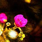 Double Processed Flower by ArtLandscape