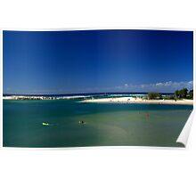 Currumbin Creek Gold Coast Poster