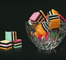 Allsorts of Temptation by Karen  Hull