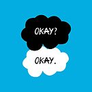 The Fault In Our Stars / TFIOS by John Green - &quot;Okay?&quot; &quot;Okay.&quot; by runswithwolves
