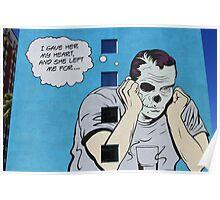 Pan AM #15 - Musings Poster