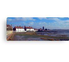 Royal Oak Langstone Harbour Canvas Print