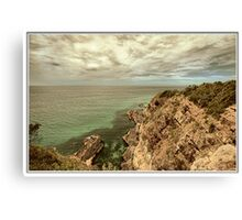 Bennets Head lookout Forster Canvas Print