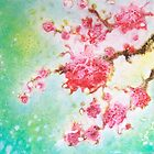 Blossom Spring light by izumiomoriart