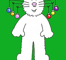 Christmas Cat. by KateTaylor