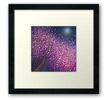 Sakura 2011 Framed Print