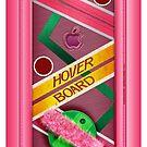 Mc Fly Escape Hover Board. by Emiliano Morciano