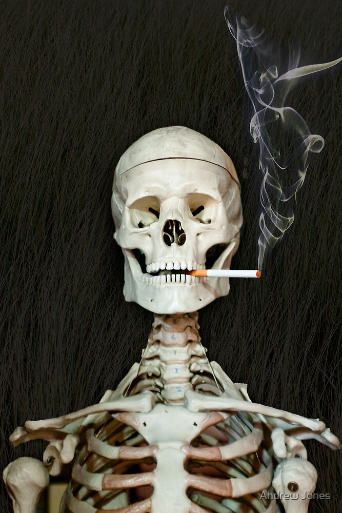 Day 3 of stopping smoking...... by Andrew Jones