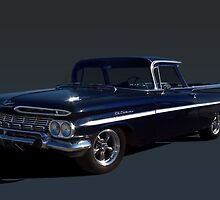 1959 Chevrolet El Camino by TeeMack