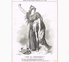 Vive La Republique Punch cartoon 1894 T-Shirt